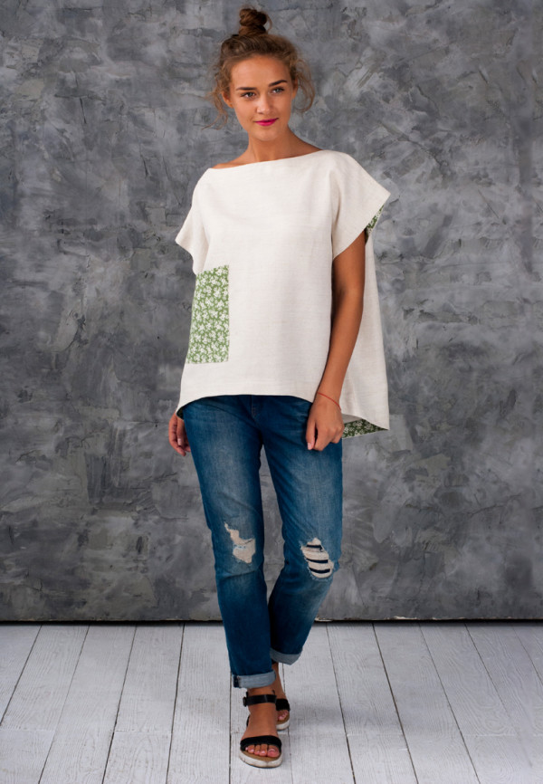 Tunic-with-green-pocket-1