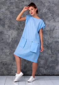 Dress-blue-with-pockets-3