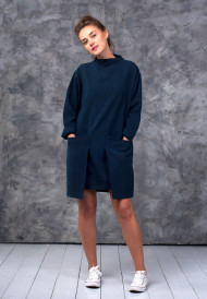 Dress-dark-blue-2-pockets-2