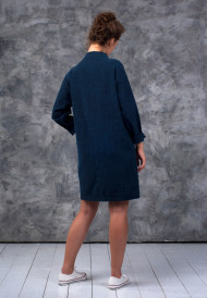Dress-dark-blue-2-pockets-4