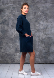 Dress-dark-blue-2-pockets-5