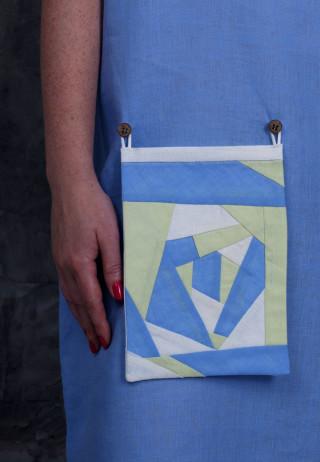 Съемный карман Пэчворк