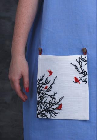 съемный карман Снегири