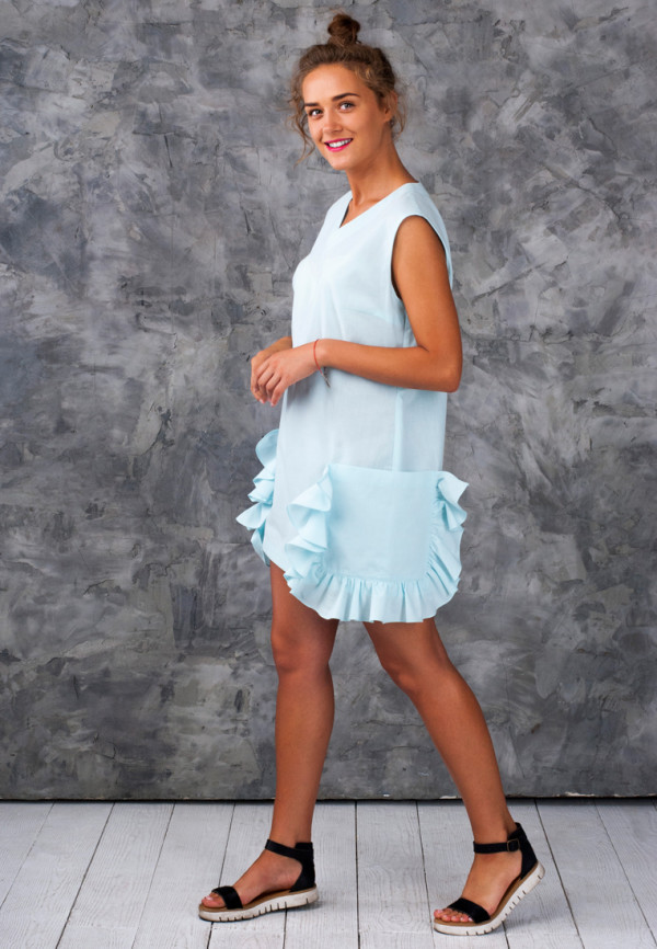 Dress-with-flounces_mint-2
