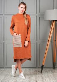 dress-orange-pocket-3