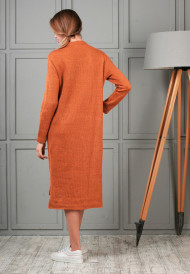 dress-orange-pocket-5