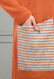 dress-orange-pocket-7