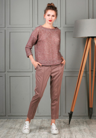 Sweater mohair 1 320x462 - Свитер мохеровый