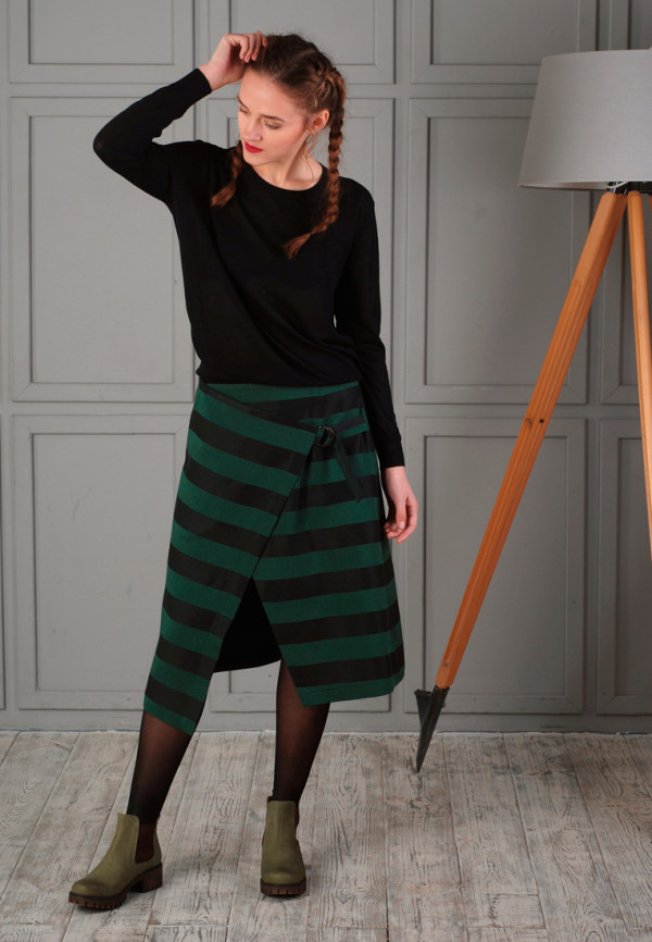 skirt-green-black-4