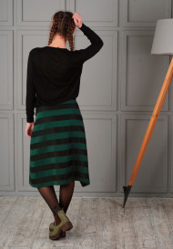 skirt-green-black-5