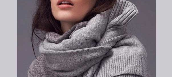 свитер шарф